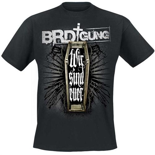 BRDigung - Scheiss Problem, T-Shirt