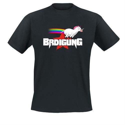 Brdigung - Einhorn, T-Shirt