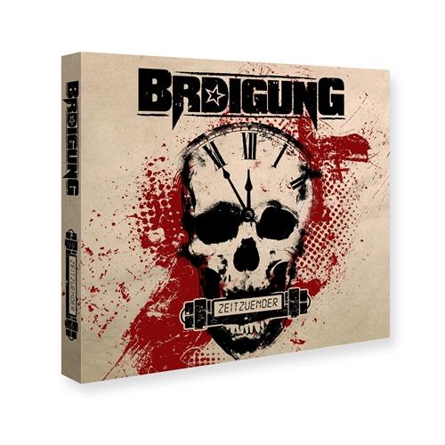 Brdigung - Zeitzünder, CD Digipak