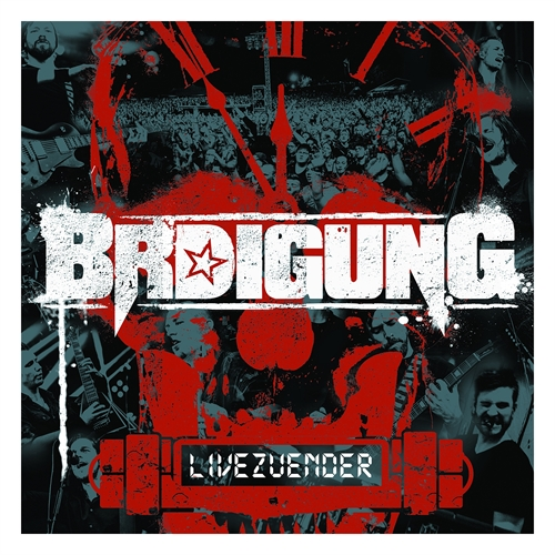 Brdigung - LiveZünder, 2CD+DVD Digipak (VVK)