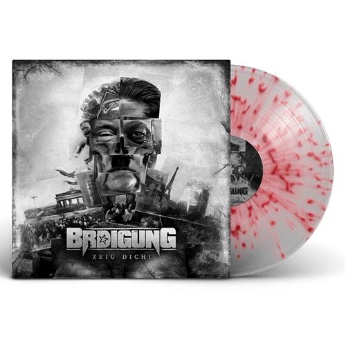 Brdigung - Zeig Dich!  (ltd. Splatter Vinyl, red)