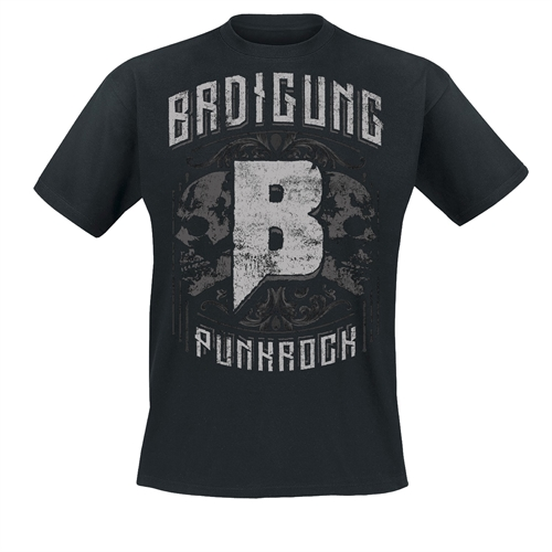 Brdigung - Punkrock, T-Shirt