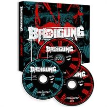 Brdigung - LiveZünder, 2CD+DVD Digipak