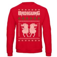 Brdigung - Horny4Ca$h, X-Mas Sweater